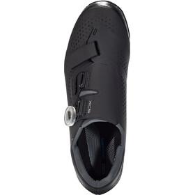 Shimano SH-XC5 Bike Shoes Wide Men, black